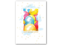 Soaring with Color Birthday Cards